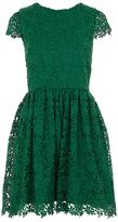 Alice + Olivia Corina Lace Dress