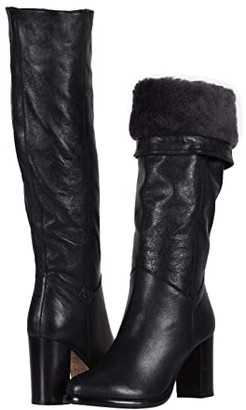 Ross & Snow Michela SP (Black Metallic) Women's Boots