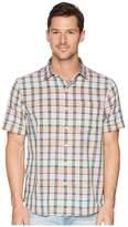 Tommy Bahama Pico Plaid Woven Shirt Men's Clothing