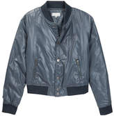 Tractr Baseball Jacket (Big Girls)