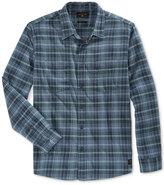 Quiksilver Men's Long-Sleeve Surf Days Plaid Shirt