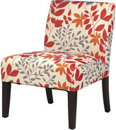 Tiffany & Co. Zipcode Design Margaret Patterned Slipper Chair