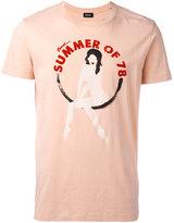 Diesel Summer of 78 T-shirt - men - Cotton - L
