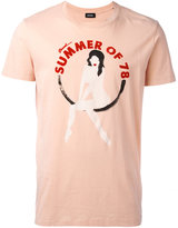 Diesel Summer of 78 T-shirt - men - Cotton - XL