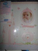 "Disney Princess Keepsake Baby's First Year Memory Book for Baby Girl ""Dreams Come True"""