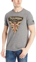 Lucky Brand Men's Triumph Badge Graphic Tee