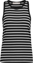 Kain Label Harley striped jersey tank