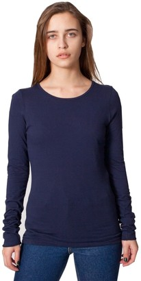 elegance1234 Ladies Round Neck Full-Sleeve Cotton Plain Tops- Attractive Colours **Same Day Posting** (X-Large UK 16 (44)