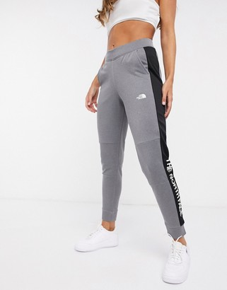 The North Face TNL jogger in grey