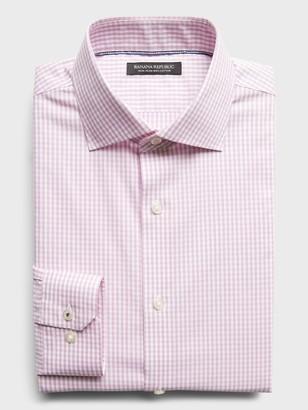Banana Republic Standard-Fit Non-Iron Dress Shirt with Cutaway Collar