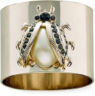 Joanna Buchanan Ladybug Napkin Rings, Set of 2