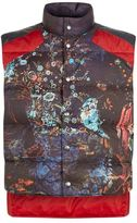 Etro Floral Padded Gilet