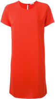 P.A.R.O.S.H. plain T-shirt dress - women - Polyester - XL