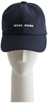 Max Mara Wool Cloche Hat