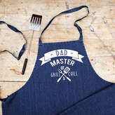 Jonny's Sister Personalised Denim Bbq Apron