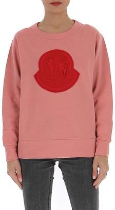 Moncler Logo Motif Sweatshirt