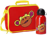 Hungry Jungle Monkey Lunch Bag and Bottle