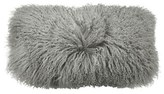 Donna Karan Flokati Genuine Shearling Pillow