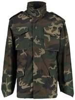 Alpha Industries Summer Jacket Woodland Camo