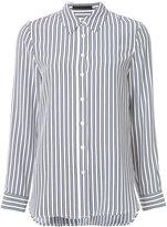 Jenni Kayne candy-stripe shirt - women - Silk - XS