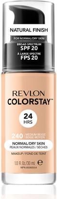 Revlon Colorstay Makeup For Normal/Dry Skin 30Ml Medium Beige (Medium, Warm)