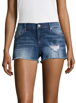 Hudson Exclusive Amber Cut-Off Shorts