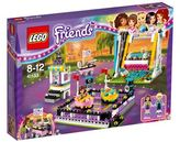 Lego Friends Amusement Park Bumper Cars