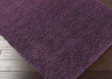 Surya AROS15-913 Aros Rug- 100% New Zealand Felted Wool- Hand Woven- Purple- 9X13