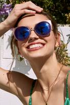 Nasty Gal nastygal Into the Blue Cat-Eye Shades