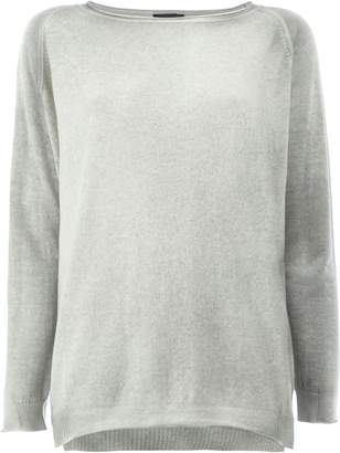 Avant Toi loose-fit jumper