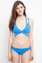 Becca Color Code Water Wrap Bikini Top