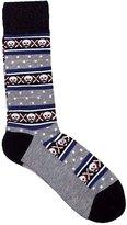 Alfani Men's Holiday Skull & Cross Bones Socks, size 10-13