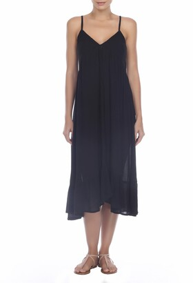 BOHO ME Sleeveless Midi Dress