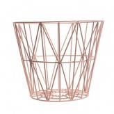 ferm LIVING Medium Wire Basket -