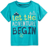 First Impressions Graphic-Print T-Shirt, Baby Boys, Only at Macy's