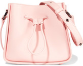 3.1 Phillip Lim Soleil Mini Leather Shoulder Bag - Pastel pink
