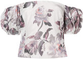 Brock Collection Boie floral blouse
