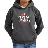 Eddany Canada my favorite country Women Hoodie