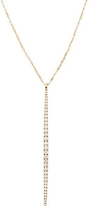 Lana Legacy Diamond 14K Yellow Gold Graduating Pendant Necklace