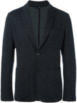 Z Zegna single-breasted blazer - men - Cotton/Polyamide/Cupro/Wool - 52