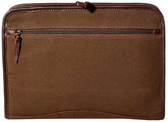 STS Ranchwear The Foreman Binder (Chocolate) Wallet