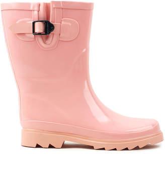 Sunville Women's Rain boots Pink - Pink Rain Boot - Women