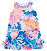 Lilly Pulitzer Toddler's, Little Girl's & Girl's Cotton Shift Dress
