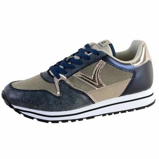 Victoria Unisex Adults COMETA REJILLA/Metal Sneaker