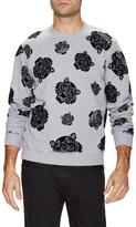 Kenzo Cotton Tiger Printed Sweatshirt