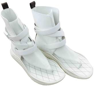 Louis Vuitton White Patent leather Sandals