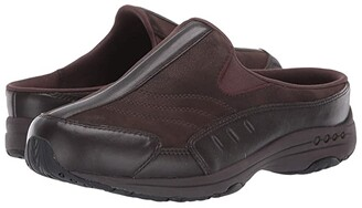 Easy Spirit Traveltime 234 (Navy/Navy Leather) Women's Shoes