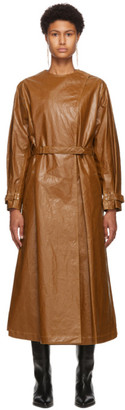 Isabel Marant Tan Corly Coat