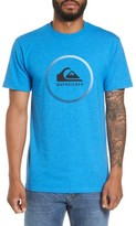Quiksilver Men's Logo Graphic T-Shirt