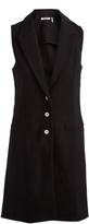 Three Dots Black Logan Vest